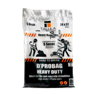 Contractor Bag Heavy Duty