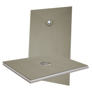 Laticrete Hydro Ban Pre Sloped Shower Pan
