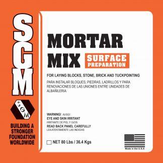 SGM Mortar