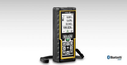 LD 520 660ft Video Laser Distance Measurer The fastest and accurate way to measure indoors or outdoors.