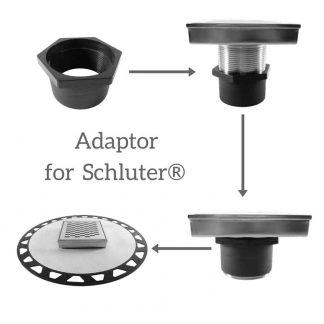 QM Drain AdapterSchluter